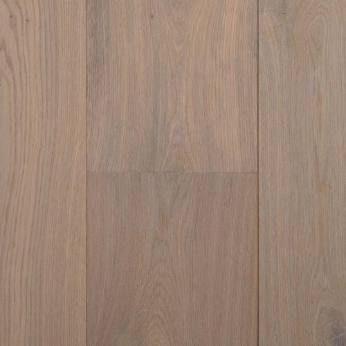 Hoomline Duo Plank Europees Eiken Rustiek Gerookt Wit Geolied