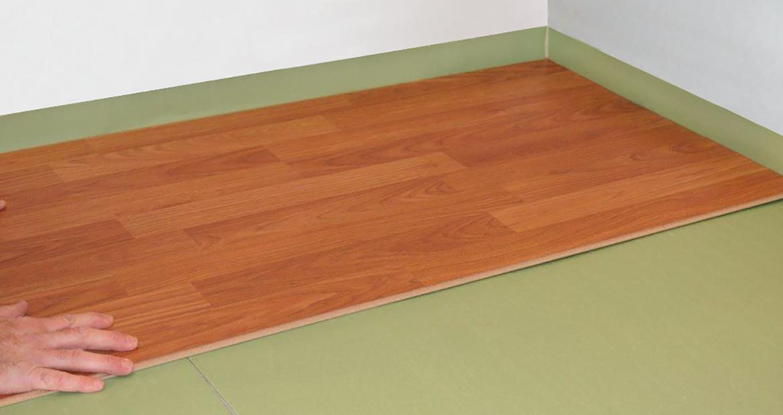 Floormuffler Ondervloer